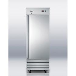 Brand: SUMMIT, Model: SCRR230, Color: 23.0 cu. ft. Commercial All Refrigerator