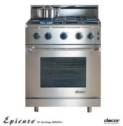 Brand: Dacor, Model: ER30GSCHLP