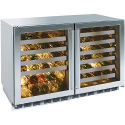 Brand: PERLICK, Model: HP48WWS1L1R, Style: Fully Integrated Glass Door