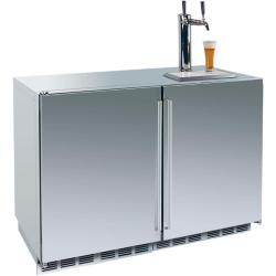 Brand: PERLICK, Model: HP48RTS1L1R2, Color: Stainless Steel Interior-1 Tap