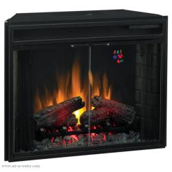 Brand: Classic Flame, Model: 28EF025GRS, Color: Black