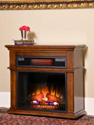 Brand: Classic Flame, Model: 23IF1714O107, Color: Meridian Cherry