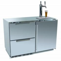 Brand: PERLICK, Model: HP48RTS62R3, Color: Stainless Steel Interior-2 Tap