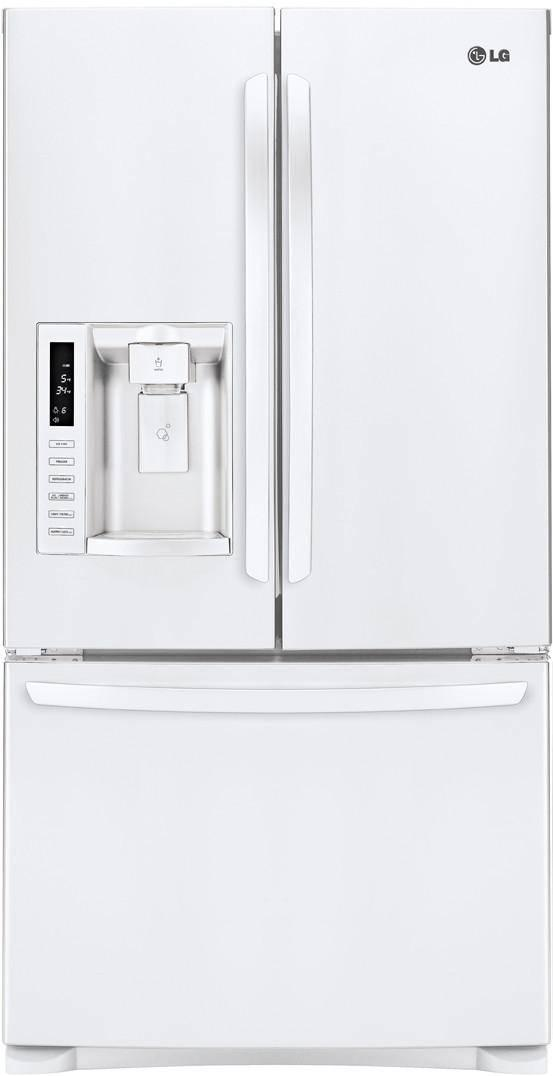Lg Lfx28979st 27 6 Cu Ft French Door Refrigerator With