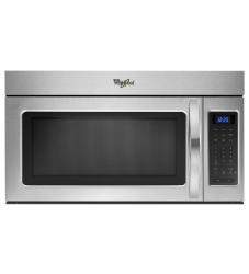 Brand: Whirlpool, Model: WMH31017A, Color: Stainless Steel
