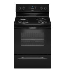 Brand: Whirlpool, Model: WFC310S0AS, Color: Black