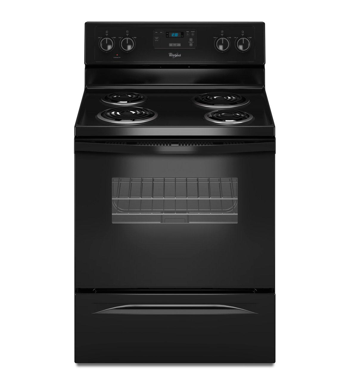 Wfc130m0aw Whirlpool Wfc130m0aw Electric Ranges White