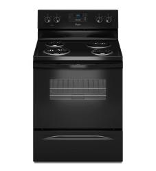 Brand: Whirlpool, Model: WFC130M0AB, Color: Black