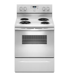 Brand: Whirlpool, Model: WFC130M0AB, Color: White