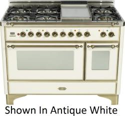 Brand: Ilve, Model: UM1207MPA, Color: Antique White