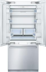 Brand: Bosch Benchmark, Model: B36BT830NS, Color: Stainless Steel