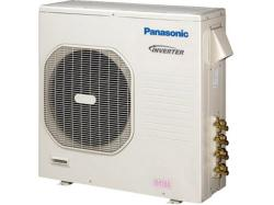 Brand: PANASONIC, Model: CU4KE24NBU, Style: Outdoor Unit