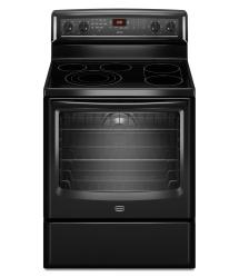 Brand: MAYTAG, Model: MER8880AS, Color: Black