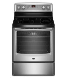 Brand: MAYTAG, Model: MER8880AS, Color: Stainless Steel