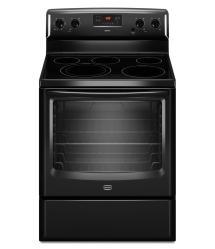 Brand: MAYTAG, Model: MER8670A, Color: Black