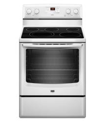 Brand: MAYTAG, Model: MER8670A, Color: White