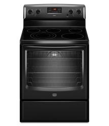 Brand: MAYTAG, Model: MER8775AS, Color: Black