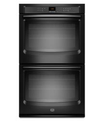 Brand: Maytag, Model: MEW7630AB, Color: Black