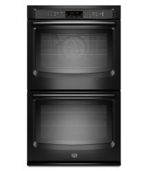 Brand: MAYTAG, Model: MEW9627A, Color: Black