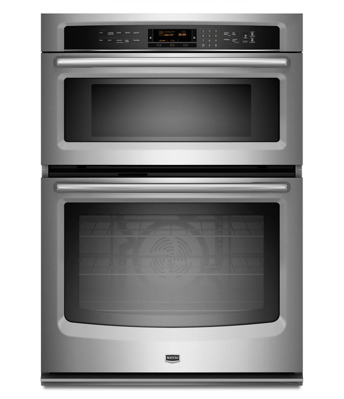 Mmw9730aw Maytag Mmw9730aw Double Wall Ovens White