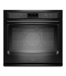 Brand: MAYTAG, Model: MEW9527A, Color: Black