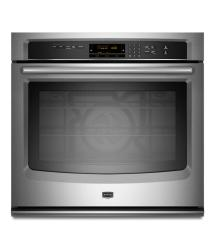 Brand: Maytag, Model: MEW9527AW, Color: Stainless Steel