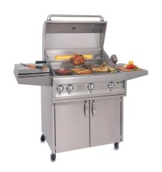 Brand: Alfresco, Model: ARTC32, Color: Stainless Steel