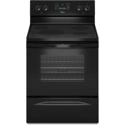 Brand: Whirlpool, Model: WFE330W0AB, Color: Black
