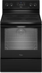 Brand: Whirlpool, Model: WFE540H0AW, Color: Black