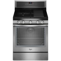 Brand: Whirlpool, Model: WFG720H0AS, Style: 30
