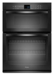 Brand: Whirlpool, Model: WOC54EC7AS, Color: Black