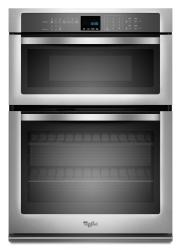 Brand: Whirlpool, Model: WOC54EC7AS, Color: Monochromatic Stainless Steel