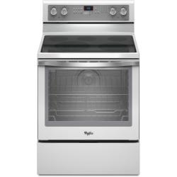 Brand: Whirlpool, Model: WFE710H0AS, Color: White with Silver Handle