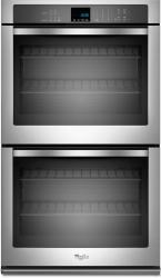 Brand: Whirlpool, Model: WOD51EC0A, Color: Stainless Steel