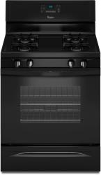 Brand: Whirlpool, Model: WFG510S0AW, Color: Black