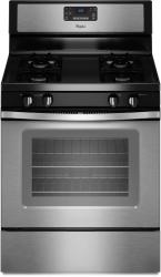 Brand: Whirlpool, Model: WFG510S0AW, Color: Stainless Steel