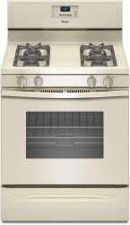 Brand: Whirlpool, Model: WFG510S0AW, Color: Bisque