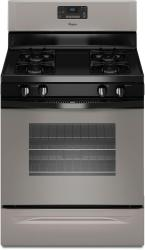 Brand: Whirlpool, Model: WFG510S0AW, Color: Universal Silver