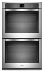 Brand: Whirlpool, Model: WOD51EC7AB, Color: Stainless Steel