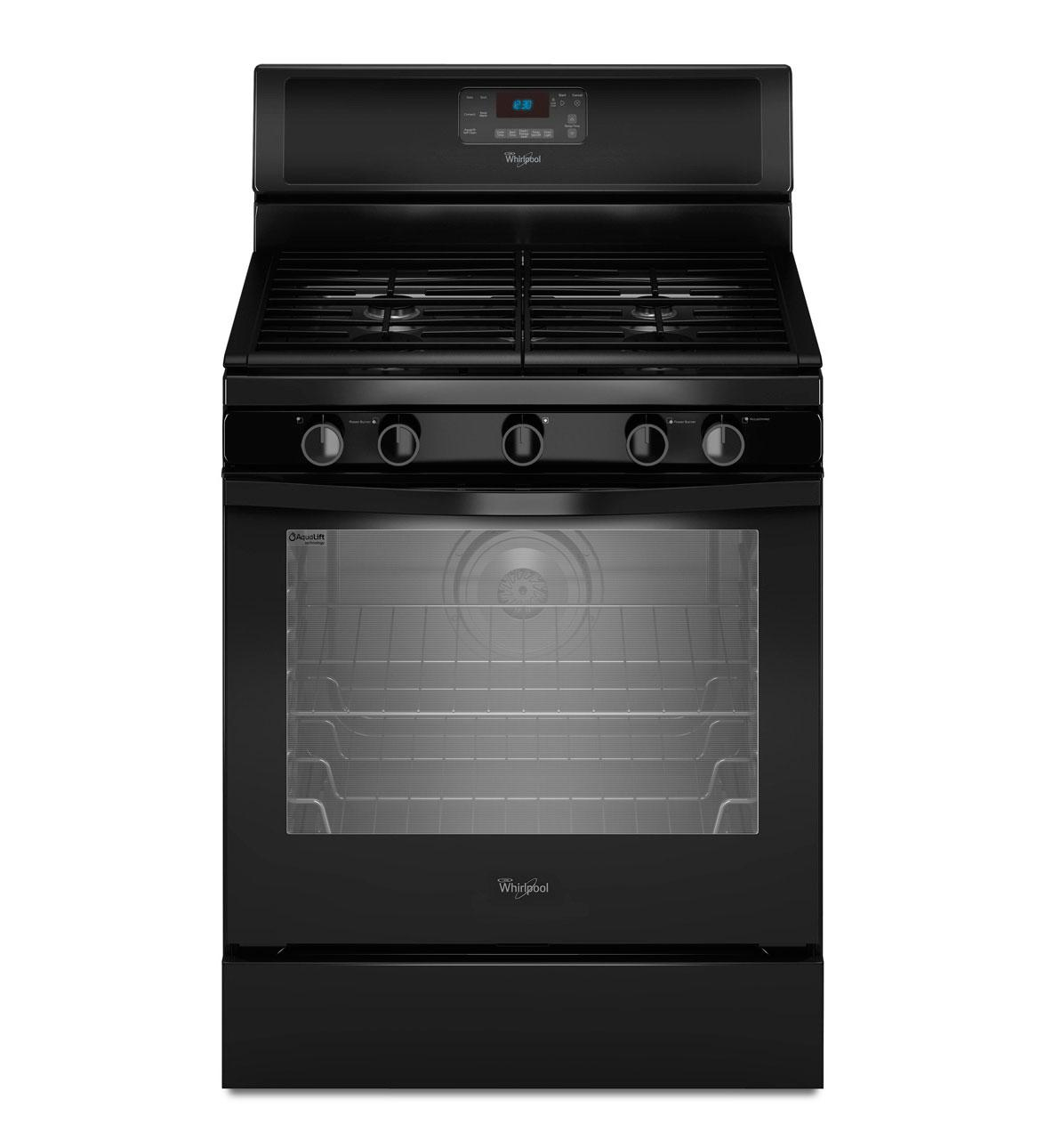 Wfg540h0as Whirlpool Wfg540h0as Gas Ranges Stainless Steel