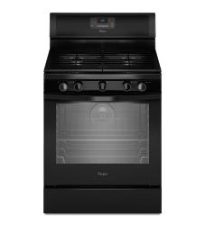 Brand: Whirlpool, Model: WFG540H0AE, Color: Black