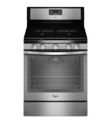 Brand: Whirlpool, Model: WFG540H0AE, Color: Stainless Steel