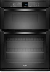 Brand: Whirlpool, Model: WOC54EC0AW, Color: Black