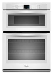 Brand: Whirlpool, Model: WOC54EC0AW, Color: White