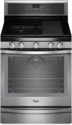 Brand: Whirlpool, Model: WFG710H0A, Color: Stainless Steel