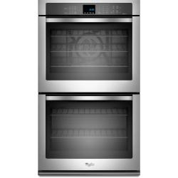 Brand: Whirlpool, Model: WOD93EC7AB, Color: Stainless Steel