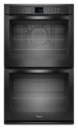 Brand: Whirlpool, Model: WOD93EC7AS, Color: Black