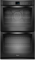 Brand: Whirlpool, Model: WOD93EC0AW, Color: Black