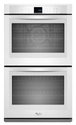 Brand: Whirlpool, Model: WOD93EC0AS, Color: White