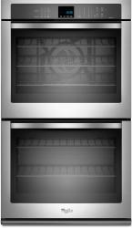 Brand: Whirlpool, Model: WOD93EC0AE, Color: Stainless Steel